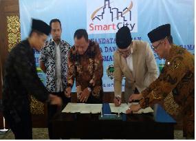 Pemkab Pati Adopsi Aplikasi Smart City Dengan Pemkot Bandung