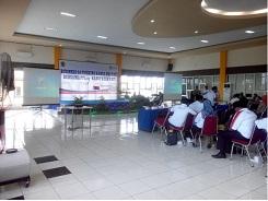 PPL Se-Kabupaten Pati Ikuti Bussiness Gathering diPasar Pragolo