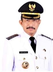 Bupati Haryanto Rencana Terima Penganugerahan Tanda Kehormatan Satya Lencana Wira Karya