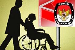 Pilkada Pati 2017 Untuk Pertama Kalinya Masyarakat Disabilitas Bisa Menentukan Pilihannya